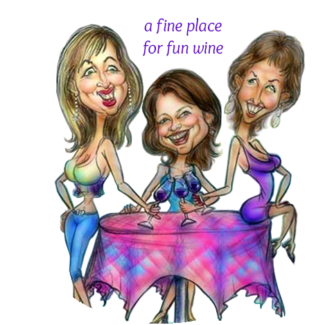Girls Gone Wine logo